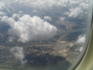 Photo from plane
