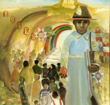 """""""Tubman"""" by B. W. Harwell"""