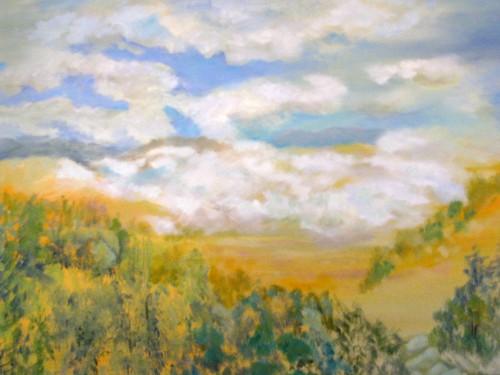 """Vermont Clouds"""