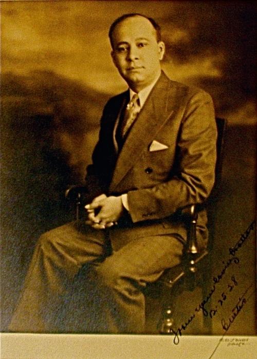 Louis Curtis Washington, Sr