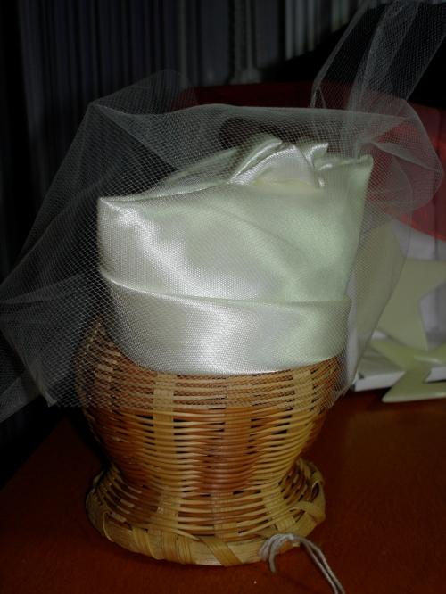 Miniature Wedding Hat
