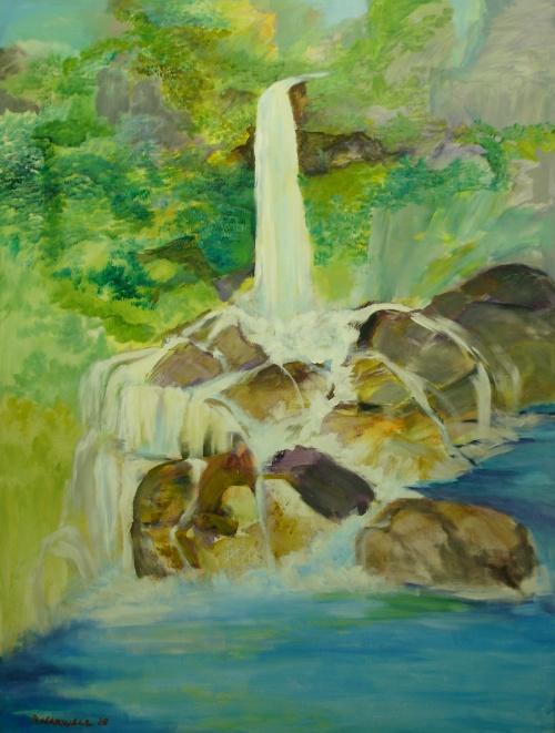 Alan Waterfall