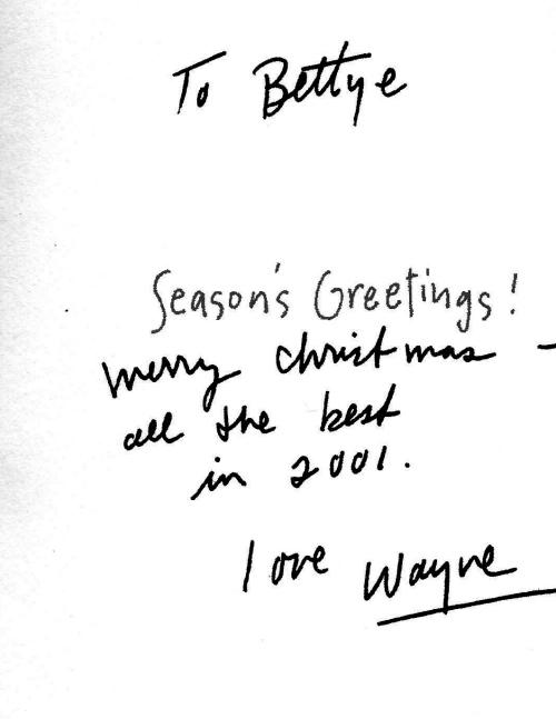 Wayne 2000